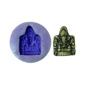 Yoga Ganapati Temple Mould