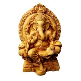 Mangalamurti Ganesha Medium Size Idol Mould