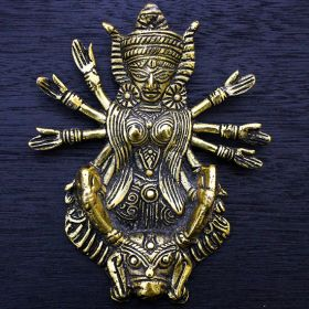 Purala Devi Temple Pendant Mould