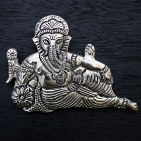Dharmik Ganesha Temple Pendant Mould