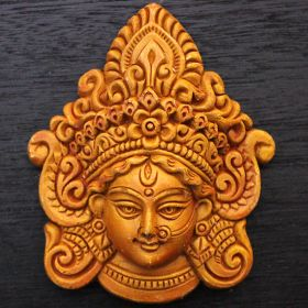Gunalini Amman Temple Pendant Mould